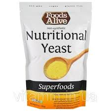 Купить Foods Alive, <b>Superfoods</b>, <b>питательные дрожжи</b>, <b>170</b> г (6 ...