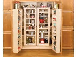 tall kitchen cabinet glass