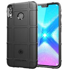 For Huawei Honor View 10 Lite Case <b>Soft Silicone rugged shield</b> ...