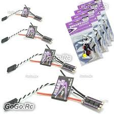 4 <b>Pcs</b> Mini Emax Bullet <b>Series</b> 6A <b>BLHeli</b>-S Dshot ESC For 2S FPV ...