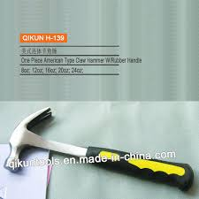 China H-139 Construction Hardware <b>Hand</b> Tools Steel Handle ...