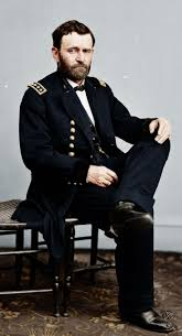 17 best images about grant throat cancer sons and presidents in uniform ulysses s grant victorious union general of the civil war graduated usma west point class of ranked among cadets