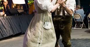 Oktoberfest revelers raise a stein, kick up their heels at Snowbird's ...