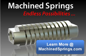 Standard Couplings, Custom Couplings, U-Joints, Machined Springs