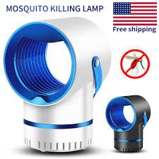 Safe <b>Mosquito Killer</b> Lamp LED Light Non-Toxic UV <b>Insect Trap USB</b> ...