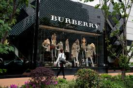 <b>Burberry</b> is running a Lunar <b>New Year</b> ad but some say it's creepy