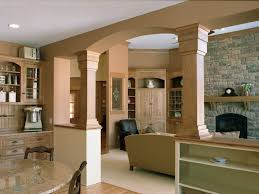 Country French House Plan Great Room Photo Plan D     Country French House Plan Great Room Photo D