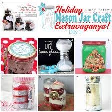 jar crafts home easy diy: jar crafts holiday mason jar gifts and projects
