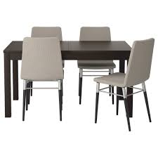 dining room sets ikea:  dining room chic black ikea dining table for elegant look perfect ikea dining room sets