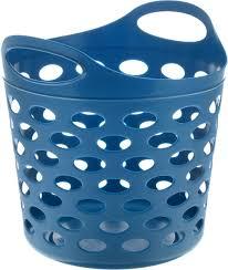 """<b>Корзина</b>-сумка """"<b>Gensini</b>"""", универсальная, цвет: синий, 13 л 3312 ..."""