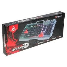 <b>Клавиатура Xtrikeme KB-501</b> Grey USB - купить по низкой цене с ...