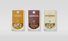 NØDDEBAZAREN: <b>Organic nuts</b> from Denmark | VeryCompostable
