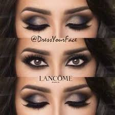 eye makeup is all exclusively from zully watson usa finished off with allison house of lashes noir fairy and desiree o eyes contacts in caramel brown