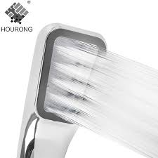 Shower Head <b>High Pressure</b> Boost <b>300 Holes</b> Water Saving Flow ...