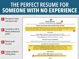 example resume with no experience leriq i am stuck on resume example resume with no experience Brefash