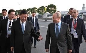 <b>Прогулка по Санкт-Петербургу</b> • Президент России