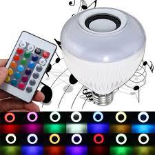 <b>e27</b> 12w wireless bluetooth music <b>rgbw</b> led audio speaker bulb with ...