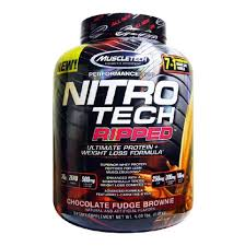 MuscleTech <b>Nitrotech Ripped Ultimate</b> Protein 4lbs | LivProtein