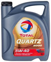 <b>Моторное масло TOTAL</b> Quartz 9000 5W40 4 л — купить по ...
