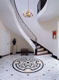 brilliant marble flooring designs hall in entry traditional diy ideas brilliant foyer chandelier ideas