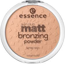 <b>Essence Sun Club</b> 02 Sunny Brunettes Matt Bronzing <b>Powder</b> ...