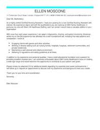 ceritified nursing assistant cover letter examples livecareer all cvs and cover letters are downloadable as nurse aide cover letter