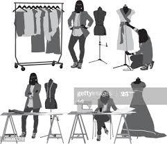258 <b>Fashion Designer</b> High Res Illustrations - Getty Images