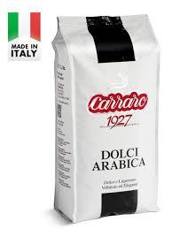 Dolci Arabica 1 кг <b>кофе в зернах CARRARO</b> 4218503 купить за 2 ...