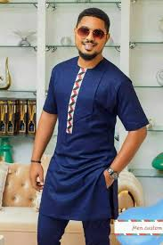 <b>African men's clothing</b> / <b>African</b> fashion/ wedding suit/dashiki ...