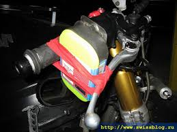 Подготовка <b>вилки</b> мотоцикла к треку - Club SWR