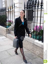 business w walking to work stock photography image  business w walking to work