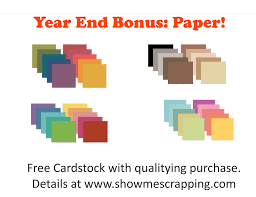 show me scrapping blog  for my final year end bonus i m giving away paper whether you are a scrapbooker or enjoy making cards you can never have too much paper