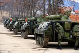 <b>Сербия</b> отправила войска к границе с <b>Косово</b> - МК