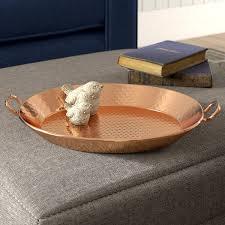<b>Copper</b> Tray | Wayfair