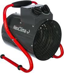 Электрическая <b>тепловая пушка NeoClima</b> ТПК-3 - цена, отзывы ...
