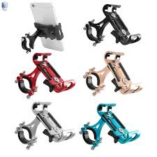 Yy <b>Bicycle</b> Phone Mount Holder Rack Aluminum Alloy for <b>Universal</b> ...