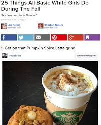 Pumpkin Spice Latte | Know Your Meme via Relatably.com