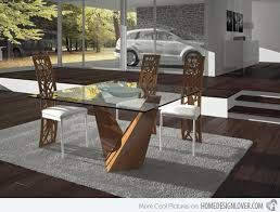 dining room tables chairs square: glass dining tables  furniture mind glass dining tables