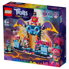 "<b>Конструктор LEGO Trolls</b> ""<b>Концерт</b> в городе Рок-на-Вулкане ..."
