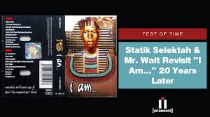 "Test of Time: Statik Selektah and Mr. Walt Revisit <b>Nas ""I AM</b>"" 20 Yrs ..."