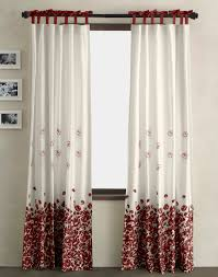 room minimalist window treatment ideas white