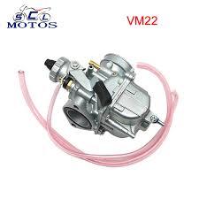 Sclmotos VM22 <b>PZ26 26mm Mikuni Motorcycle Carburetor Carb</b> For ...