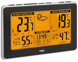 <b>Цифровая метеостанция TFA</b> 35.1151.01 - купить по низкой цене ...