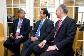 file rajive kaul rana kapoor and suni godhwani horasis global file rajive kaul rana kapoor and suni godhwani horasis global business meeting