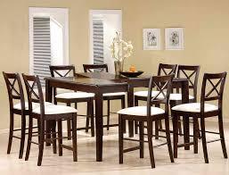 inspiring tall dining sets
