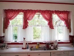 kitchen vanity curtain
