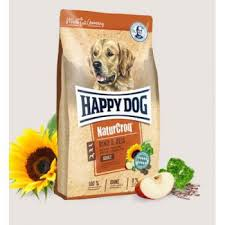 <b>HAPPY DOG</b> NATURAL CROQ RIND&RIES 15KG Buy, Best Price in ...