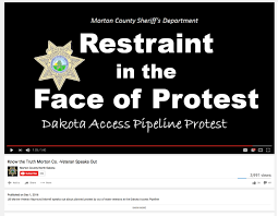 north dakota veterans place private corporations ahead of citizens hardly comparable to the military level weaponry used by law enforcement against peaceful water protectors the video statement by a north dakota