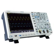 owon 60mhz 4 channels 8 bits touchscreen low noise oscilloscope lcd display digital storage scopemeter