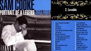 <b>Sam Cooke</b> Lovable <b>Portrait</b> Of A Legend - YouTube